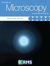 Journal of Microscopy Cover