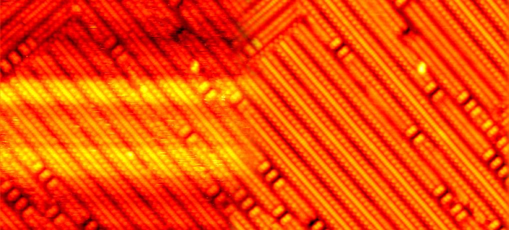 STM Scan-distortion Compensation